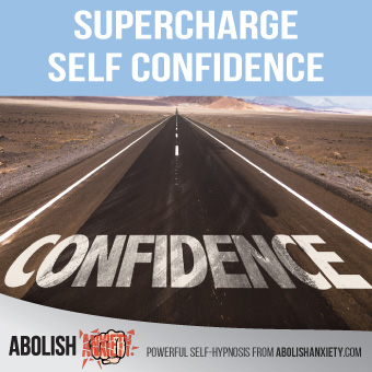 Supercharge Self Confidence CD Download